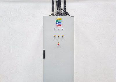 SEKO TOOL -Osvětlení výrobní haly H4